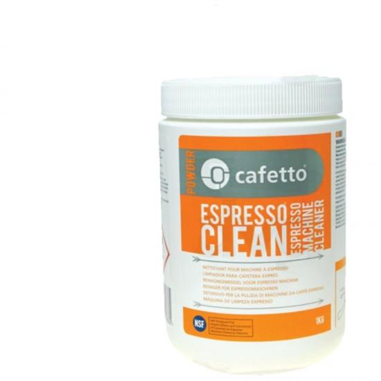 CAFETTO ESPRESSO CLEAN BREWING GROUP DETERGENT - POWDER Kg.1