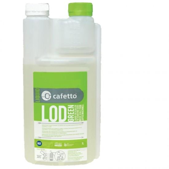 CAFETTO LOD GREEN LIQUID DESCALER 1L