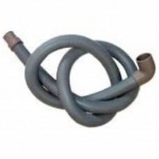 OUTLET GREY PIPE W/ELBOW - DIA 19MM L.1500MM