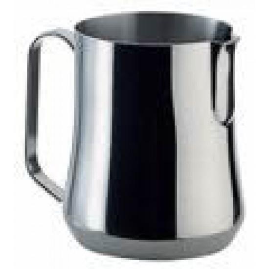 ibric latiera inox MOTTA 75 cl pentru ciocolata calda sau spumare lapte