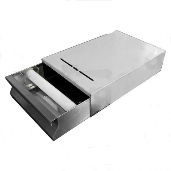cutie sertar pentru zat de cafea suport pentru expresor sau rasnita de cafea