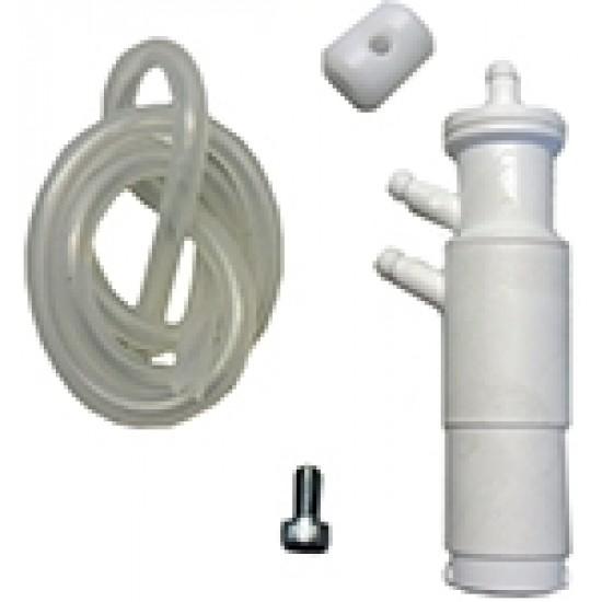 BIVALENT PLASTIC CAPPUCCINO MAKER