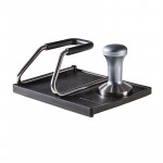 TAMPING MAT WITH ANGULAR FLAP WITH S. STEEL UNIVERSAL FILTERHOLDER STAND AND FANTASY TAMPER D.58