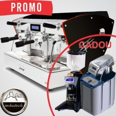 Aparat de cafea Etnica Display TT 2GR. Automatic