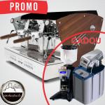 Aparat de cafea Etnica 2 Grupuri  Automatic