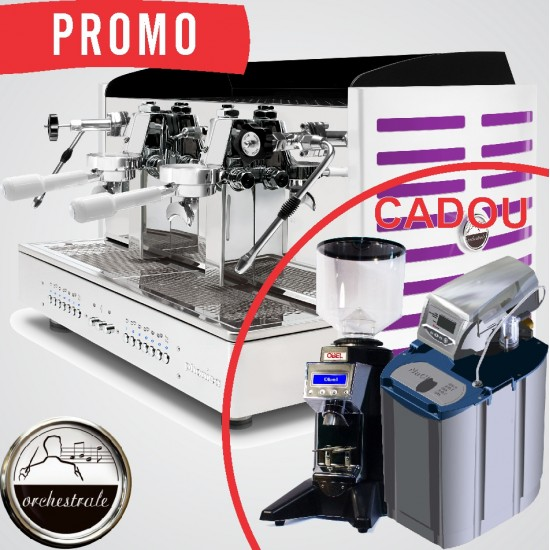 Aparat de cafea Phonica 2 Grupuri Automatic