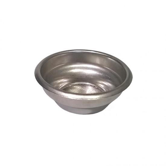 FILTER BASKET 1 CUP De.58 Di.50 H.22 AISI304