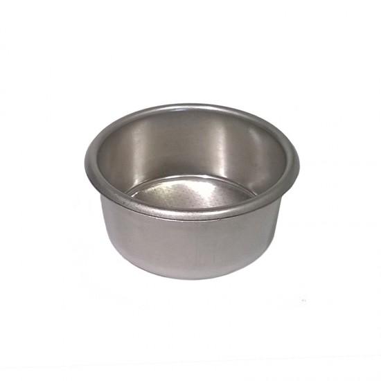 FILTER BASKET 2 CUPS D.58 H.26 AISI304
