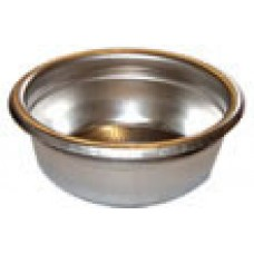 Filters coffee low cost FAEMA 2 CUP FILTER 14g. AISI430 -LOW COST