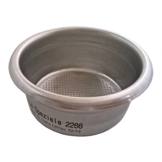 FILTER DOUBLE CUP 14 G. -NARROW HOLES
