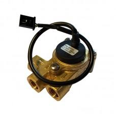 contor volumetric flowmeter cu fir