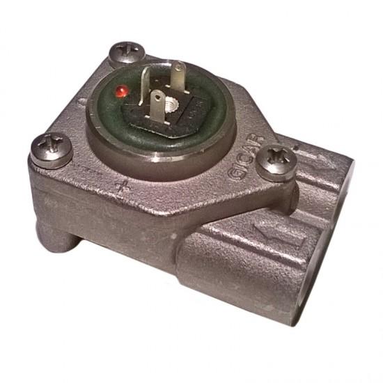 contor volumetric flowmeter GICAR 1/8