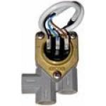 contor volumetric flowmeter cu cablu teflonat  -GICAR