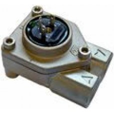 contor volumetric flowmetru Giemme cu led cu capac metalic