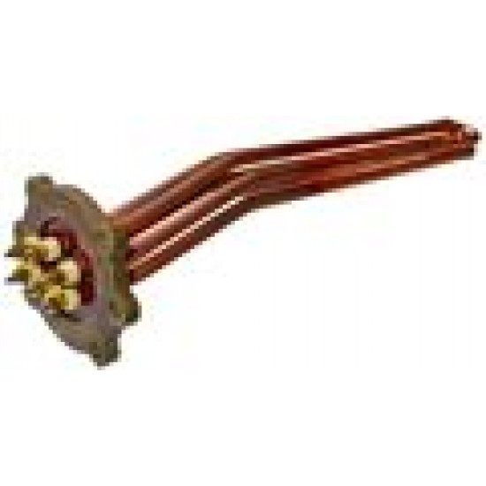 HEATING ELEMENT SIMONELLI 3/4 GRP 5000W 230/380V LSF 570MM WITH NUTS