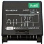 LEVEL REGULATOR RL1 1E/3F/C 115V 8 CONTACTS ECM GIOTTO