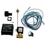 kit complet cu regulator si sonda nivel apa pentru auto umplere boiler  expresoare de cafea 110V - UNIVERSAL