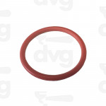 GASKET 36.10X3,53 RED SILICONE -CIMBALI