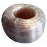 WHITE SILICONE HOSE INT. D.5X8MM
