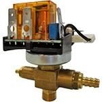 PRESSURE SWITCH XP700+C110P 0,5-1,5 BAR G1/4 110VAC W/SAFETY VALVE 1,8 BAR