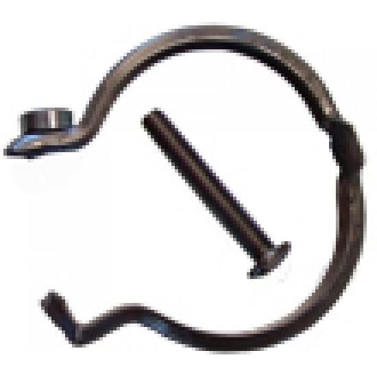 colier din inox pentru prindere - fixare pompa rotativa si motor aparate cafea si masini sifon