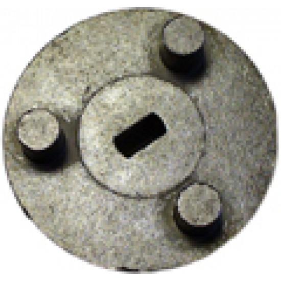 conector motor - pompa diametru 40 mm