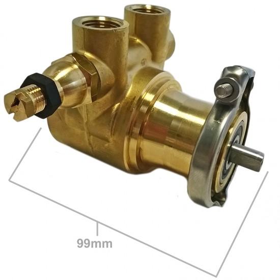 pompa rotativa Fluidotech  200 L/H  pentru expresoare de cafea sau masini de sifoane
