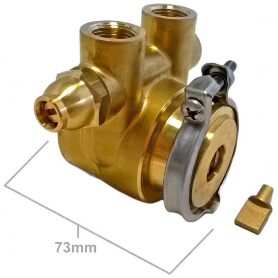 CLAMP RING PUMP FLUIDOTECH 50 L/H COMPACT