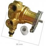 pompa rotativa FLUIDOTECH , prindere motor cu ax dintat  200 L/H