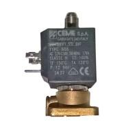 Electrovalva , electroventil pentru aparate de cafea profesionale , 3 cai, 230v