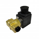 LUCIFER 3 WAYS SOLENOID VALVE 1/4 1/4 220V