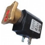 MM SOLENOID VALVE 3 WAYS CONICAL 24V DC