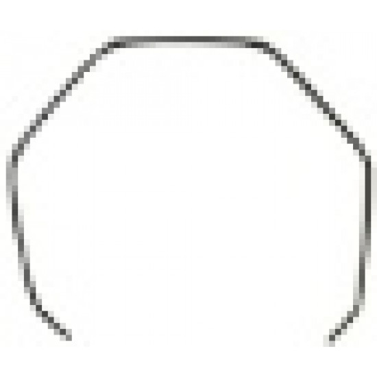 FILTER SPRING DIA 1,20 5 SIDES STRAIGHT -UNIVERSAL