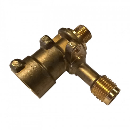 CONTI STANDARD STEAM/WATER VALVE BODY M16x1,5