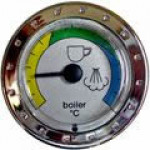 BOILER THERMOMETER 3 COLORS D. 40mm