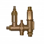 """1/4"""" WATER CHARGING VALVES UNIT WITHOUT MANUAL CHARGING WITH BOILER NON RETURN VALVE"""