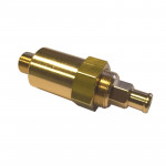 EXPANSION VALVE 1/4M WITH PIPE HOLDER 1/8M- ADJUSTABLE