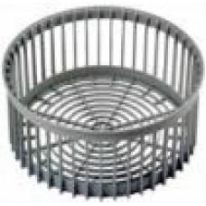 Plastic round rack Dia 40xH18