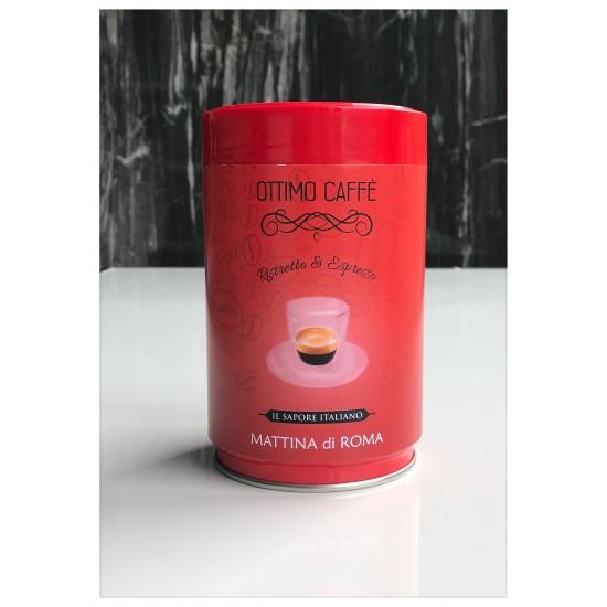 Cafea de specialitate proaspat prajita blend MATTINA DI ROMA 250gr