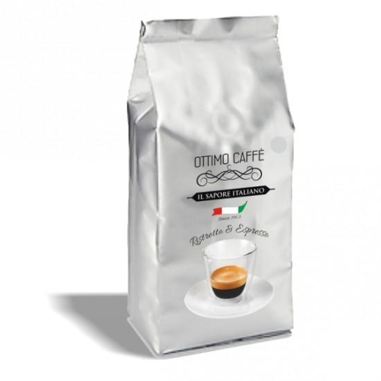 Cafea boabe profesionala OTTIMO CAFFE Silver 1kg