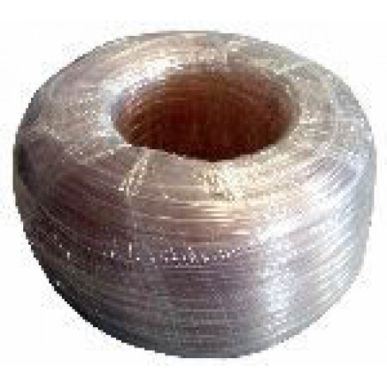 Water softener regeneration/unloading PVC Hose 8x12