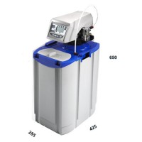 WATER SOFTENER AUTOMATIC DVA GIX12 LT12 1'' WITH MIXER