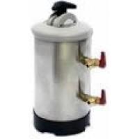Dedurizator filtru inox manual , 8 litri, pentru aparate de cafea, cuptoare, etc