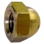 Blind nut 8MA for dva manual water softener lid